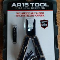 Tool Kit Real Avid AR 15 Tool 37 in 1 Multi Tool