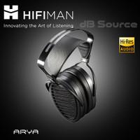 HIFIMAN Arya Premium Over Ear Open Back Planar Magnetic Headphone