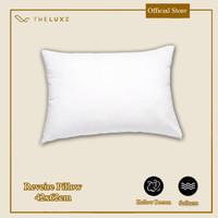 Bantal Hotel Bantal Tidur The Luxe Pillow Dacron Reveire ( no cover )