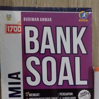 Bank Soal 1700 plus Kimia SMA/MA kls 10-11-12
