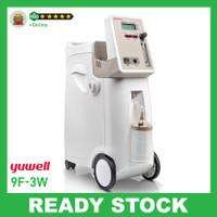 Yuwell 9F-3W Oxygen Concentrator | Mesin Oksigen 3L | 93% | READY