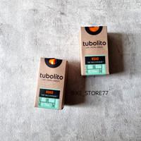 Tubolito Road 60 mm Presta Valve Tube / Ban dalam / Rim / Disc Brake