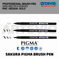 Drawing Pen / Brush Pen / Line Art Brush Pen / Sakura Pigma Brush Pen