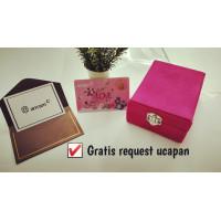 (SPECIAL BUNDLING) Emas Antam Gift Series With Love 1 Gram + Box