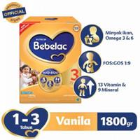 Bebelac 3 Vanila / Madu 1800 gram