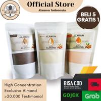 Susu Almond Bubuk /ALAMON PREMIUM/ ASI Booster & Brain Nutrition,HALAL