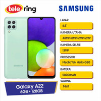 Samsung Galaxy A22 6GB/128GB 4G Mint