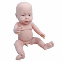 Boneka Karet Peraga Bayi Rubber Phantom Baby 41cm - Perempuan
