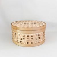 MIKAN | Keranjang Bambu by Takeyaid