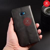 Flip Case Wallet Leather Samsung Galaxy J2 J5 J7 Prime Case Dompet