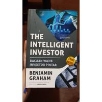 The Intelligent Investor Edisi Revisi Benjamin Graham Original Bekas