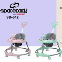 Baby Woker Space Baby SB-512 by Pacific