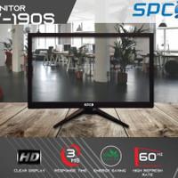 SPC LED Monitor 19inch