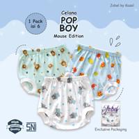 Jobel - Celana Pop Boy MOUSE EDITION