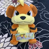 [Original] Boneka Pokemon Pikachu BANDAI SPIRITS Banpresto by JAIA