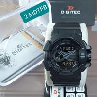 Jam Tangan Digitec Original DG-2080 -DG2080 - DG 2080- DIGITEC DG 2080 - 2.MDTFB