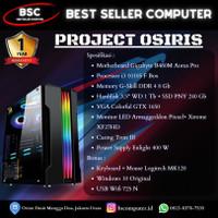 PC Gaming - Project Osiris (Gigabyte B460M Aorus Pro)