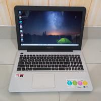 Laptop ASUS X555BP AMD A9-9420 RADEON R5~3.0GHz RAM: 4 GB HDD: 500 GB