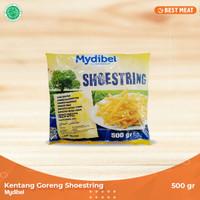 Kentang Goreng Shoestring Mydibel 500gr