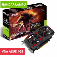 VGA ASUS Cerberus GE FORCE GTX 1050 Ti OC 4GB