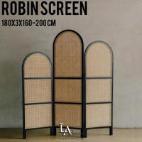 partisi penyekat ruangan LADECOR - ROBIN SCREEN