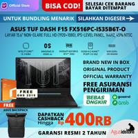 ASUS TUF Dash F15 FX516PC i5-11300H RTX 3050 8GB 512GB 144Hz 15.6 W10