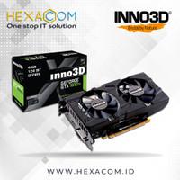 VGA INNO3D GeForce GTX 1050 Ti Twin X2 4 GB GDDR5 - 128bit