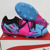 Sepatu Bola Puma Future Z Black Pink Fg