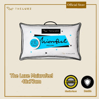 Bantal Hotel Microfiber The Luxe Pillow Microfeel