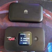 [BEKAS] Modem Wifi Huawei MAX E5577 3000mAh Mifi Unlock 4G 3G