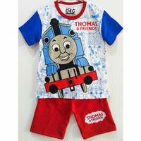 Setelan kaos baju anak laki laki size 1 2 3 4 5 6 7 8 9 10 tahun #7704