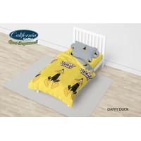 Bed Cover California Single 120x200 Motif Daffy Duck