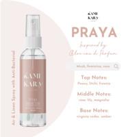 Air & Linen Spray (Pengharum Baju & Ruangan) - TRAVEL SIZE // PRAYA