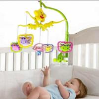 mainan gantungan box bayi mei baby play gym gantungan tempat tidur