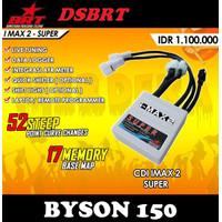 CDI BRT IMAX I MAX 2 SUPER 52 STEP BYSON 150