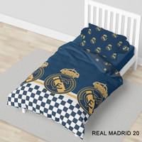 Bed Cover California Single 120x200 Motif Real Madrid 20