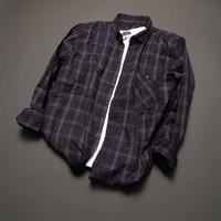 ✓kemeja flanel pria lengan panjang Brill eighty eight premium shirt-