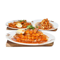 Topokki - Tteokbokki Makanan Korea Halal 3in1