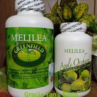 Melilea bundle 2 in 1 paket detox/diet ( GFO + Apple Orchard )