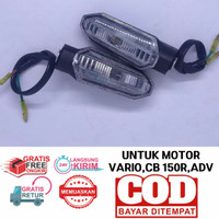 lampu sein sen kiri kanan satu set R L HONDA Vario 125 150 LED CBR 150