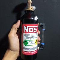 variasi botol oli samping botol air radiator vixion ninja universal