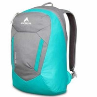 Tas daypack EIGER CORE 15L Original - abu abu/hijau