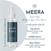 Air & Linen Spray (Pengharum Baju & Ruangan) - TRAVEL SIZE // MEERA