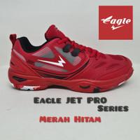 Sepatu Badminton EAGLE JET PRO Series (Original)