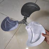 Baling-baling Kipas Angin Besi Regency, Tecstar, Advance dll 51 cm