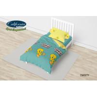 Bed Cover California Single 120x200 Motif Tweety