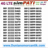 Nomor Cantik Simpati Murah Kartu Perdana Telkomsel