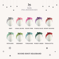 LITTLE PALMERHAUS - BABY HEADBAND / BANDO BAYI