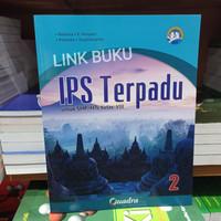 Buku IPS Terpadu Kelas 8 SMP K13 Penerbit Quadra