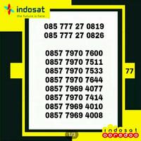 Nomor cantik kartu perdana Indosat IM3